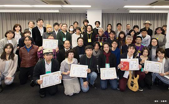 NovelJam 2017 集合写真