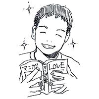 萬田大作(漫画家コミュニティー・コミチ代表)